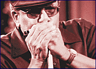 The Undaunted Professor Harp®Rules the Blues