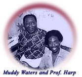 Muddy Waters & Professor Harp