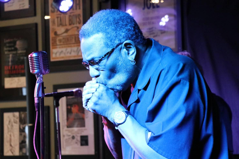 Professor Harp Photo by Peter Jordan